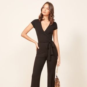 Reformation rossi jumpsuit romper realisation s